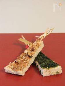 おせちに♪ のし鶏(松風焼き)