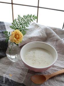 蕪のポタージュ
