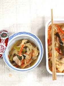 【基本の和食】鶏の南蛮漬け・料亭風