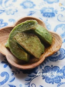 【180kcal】アボカドのココナッツオイルソテー