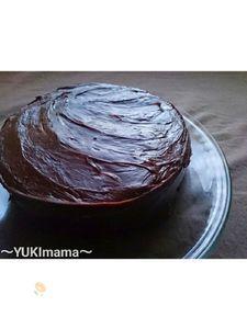 ねっとりとろける〜生チョコクリームソース〜