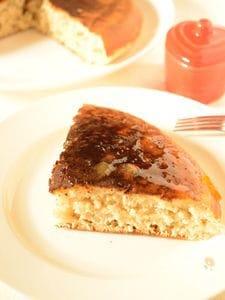 れんこん入り★もっちりホットケーキ