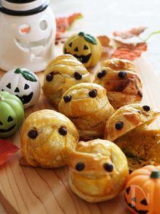 ころころmummyのかぼちゃボール