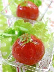 ガブッとジュ~シ~まるごとトマト