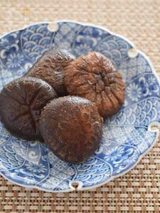 干し椎茸の甘煮 のり巻き&恵方巻用