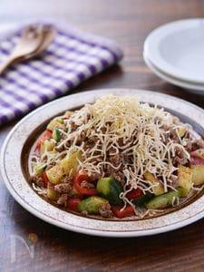 メキシカンデリ風サラダ