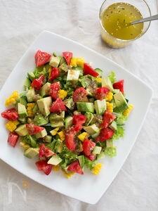 ころころ夏野菜サラダ イタリアン仕立て