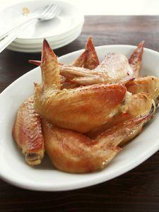タイの屋台メニュー!鶏肉のあぶり焼き、のガイヤーン