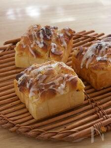 いろいろうずまきパン