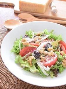パルミジャーノ・レッジャーノの貴婦人サラダ