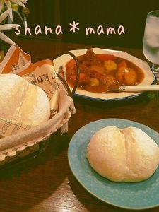レンジ発酵で♪基本のふかふか白パン♪