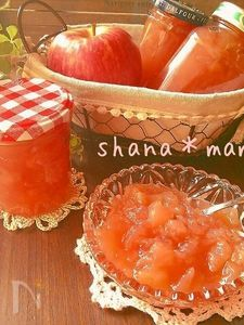 紅玉りんごジャム♪