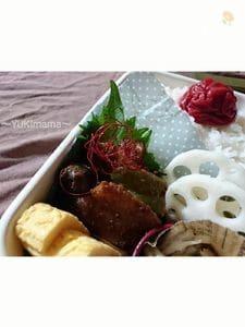 〜なすと豚肉の胡麻甜麺醤炒め(作りおき)〜