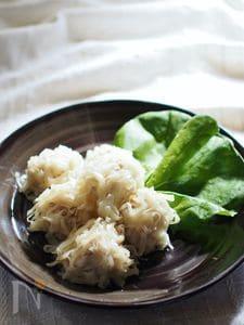 ふんわり豆腐入り焼売