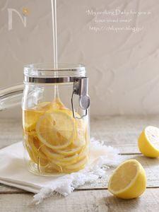 絶対おいしいはちみつレモン