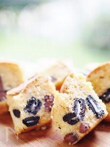 ザクザクoreo&チョコ入りパウンドケーキ