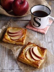 簡単☆りんごのフロマージュパイ