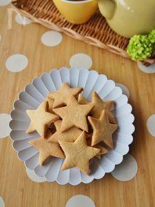シナモンクッキー