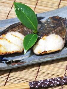 シンプル美味♪ブリの塩麹焼き