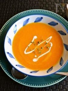 飲む野菜サラダ!【バターナッツかぼちゃのシンプルポタージュ】