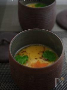 あんかけ卵豆腐