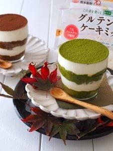 お豆腐ティラミス