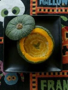 坊ちゃんかぼちゃのポタージュ