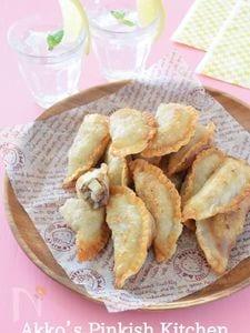 サンブーサ フェンネル風味のアラブの揚げ餃子♪