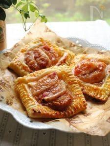 冷凍パイシートdeいちじくのクリームチーズパイ