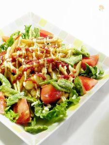 2種のフライドポテトサラダ