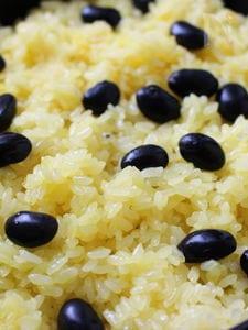 黄飯(きいはん)~名古屋の端午の節句のお祝いご飯