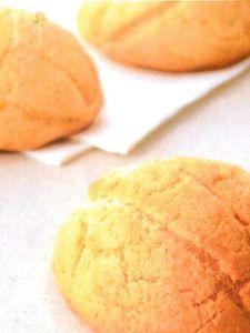 チーズとブラックペッパーのメロンパン