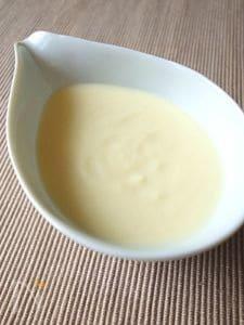 クリームポテトで簡単☆ホワイトソース