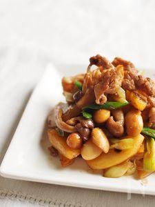 ベジマイトの肉野菜炒め