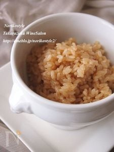 バルサミコ酢の洋風酢飯