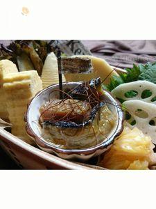 お弁当に〜茄子とスパムのごま味噌煮(常備菜)〜
