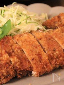 【基本】家庭でのとんかつの美味しい揚げ方