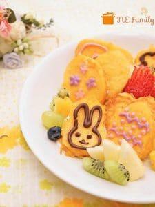 子どもも楽しい♪エッグハント☆フレンチトースト