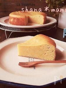 混ぜるだけ~♪しっとりスイートポテトケーキ♪