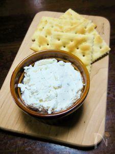 ペッパー&ハーブチーズ