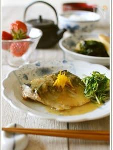 鯖の味噌煮【作りおき】