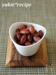 【基本のレシピ】金時豆の水煮