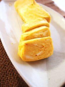 おうちのあま~い卵焼き