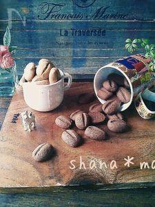 1番お気に入り(´ڡ`❤)珈琲ビーンズクッキーと色々♪