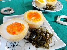 お手軽・味付け卵
