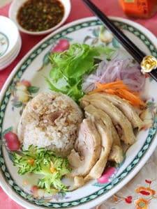 スイッチ1つで作る海南鶏飯