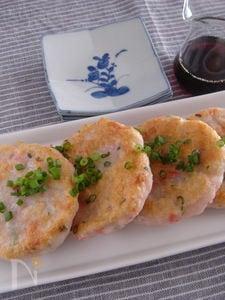 中華風♪じゃがいも餅。
