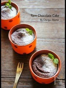 【簡単!ゴイスー美味い】フライパンで蒸し生チョコケーキ