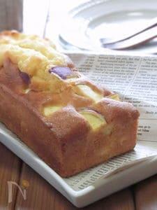 さつまいものパウンドケーキ