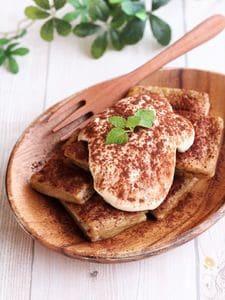 ティラミスフレンチトースト
